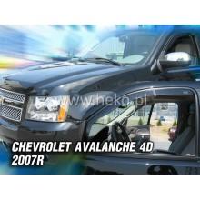 Ветробрани за Chevrolet Avalanche от 2007 година - Heko