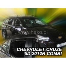 Ветробрани за Chevrolet Cruze от 2012 година - Heko