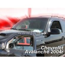 Ветробрани за Chevrolet Niva от 1998 година - Heko
