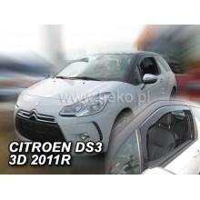 Ветробрани за Citroen DS3 от 2010 година - Heko