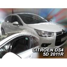 Ветробрани за Citroen DS4  от 2011 година - Heko
