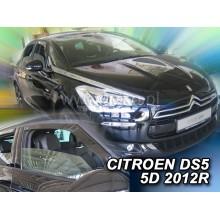 Ветробрани за Citroen DS5 от 2012 година - Heko