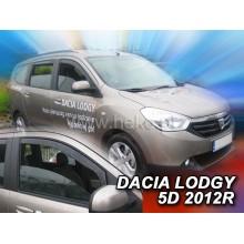Ветробрани за Dacia Lodgy от 2012 година - Heko