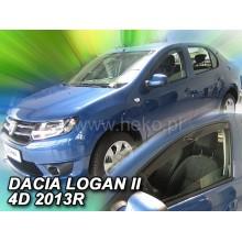 Ветробрани за Dacia Logan от 2013 година - Heko