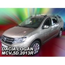 Ветробрани за Dacia Logan MCV2 от 2013 година - Heko
