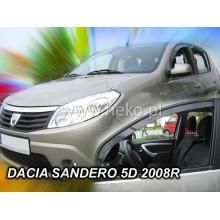 Ветробрани за Dacia Stepaway от 2008-2012 година - Heko