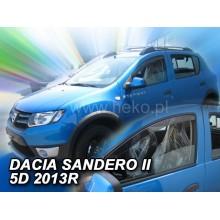 Ветробрани за Dacia Stepaway от 2013 година - Heko