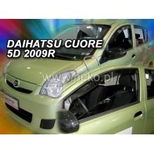 Ветробрани за Daihatsu Cuore от 2007 година - Heko