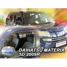 Ветробрани за Daihatsu Materia от 2006 година - Heko