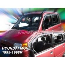 Ветробрани за Daihatsu Move от 1995-1998 година - Heko