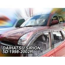 Ветробрани за Daihatsu Sirion от 1998-2005 година - Heko