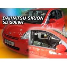 Ветробрани за Daihatsu Sirion от 2005 година - Heko