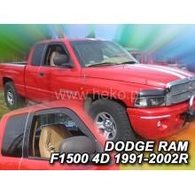 Ветробрани за Dodge Ram 3500 Wagon от 2002 година - Heko