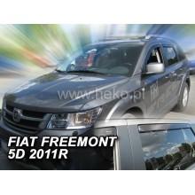 Ветробрани за Fiat Freemont от 2011 година - Heko