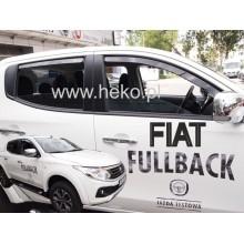 Ветробрани за Fiat Fullback от 2016 година - Heko