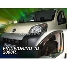 Ветробрани за Fiat Qubo от 2008 година - Heko