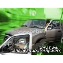 Ветробрани за Great Wall Deer от 1996 година - Heko