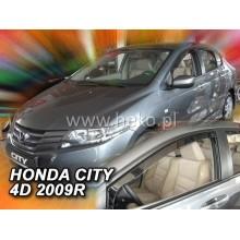 Ветробрани за Honda City от 2009 година - Heko