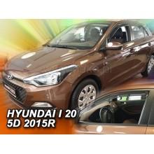 Ветробрани за Hyundai Getz от 2002 година - Heko