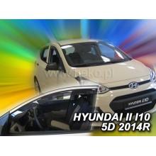 Ветробрани за Hyundai i10 от 2014 година - Heko