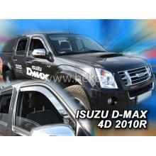 Ветробрани за Isuzu D-Max от 2010 година - Heko