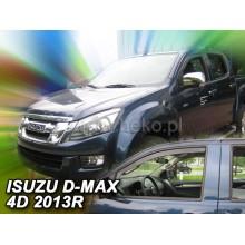 Ветробрани за Isuzu D-Max от 2012 година - Heko