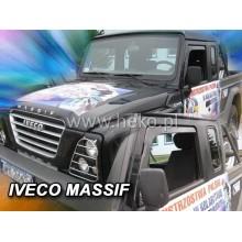 Ветробрани за Iveco Massif от 2007-2011 година - Heko