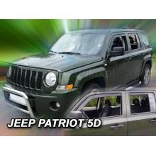 Ветробрани за Jeep Patriot от 2006 година - Heko