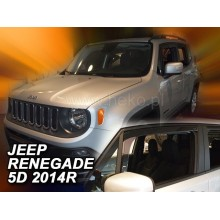 Ветробрани за Jeep Renegade от 2014 година - Heko