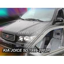 Ветробрани за Kia Joice от 1999-2002 година - Heko