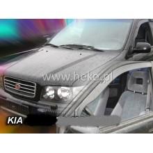 Ветробрани за Kia K2500-K2900 от 2004 година - Heko