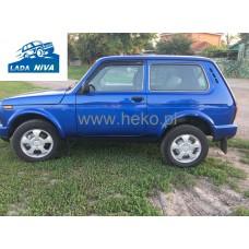 Ветробрани за Lada Niva от 2000 година - Heko