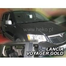 Ветробрани за Lancia Voyager Gold от 2012 година - Heko