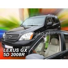 Ветробрани за Lexus GX от 2004-2009 година - Heko