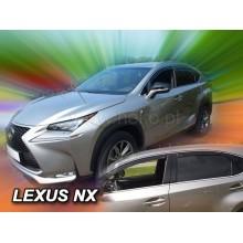 Ветробрани за Lexus NX от 2014 година - Heko