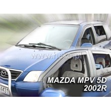 Ветробрани за Mazda MPV-LV от 1989-1999 година - Heko