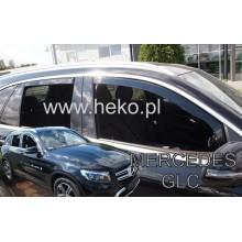 Ветробрани за Mercedes GLC X253  от 2016 година - Heko