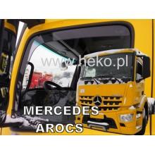Ветробрани за Mercedes Arocs от 2013 година - Heko