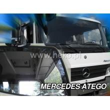 Ветробрани за Mercedes Atego от 1997 година - Heko