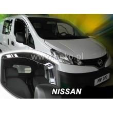 Ветробрани за Nissan Kubistar от 2006 година - Heko