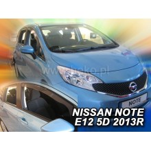 Ветробрани за Nissan Note от 2013 година - Heko
