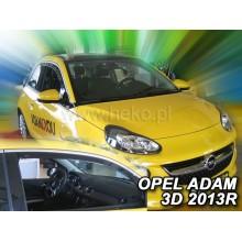 Ветробрани за Opel Adam от 2013 година - Heko