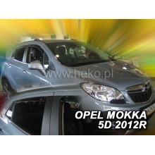 Ветробрани за Opel Mokka от 2012 година - Heko