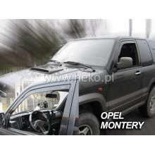 Ветробрани за Opel Monterey от 1992-2000 година - Heko
