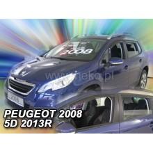 Ветробрани за Peugeot 2008 от 2013 година - Heko