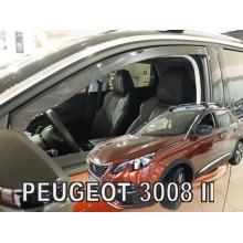 Ветробрани за Peugeot 3008 от 2017 година - Heko