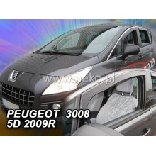 Ветробрани за Peugeot 3008 от 2009-2016 година - Heko