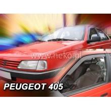 Ветробрани за Peugeot 405 до 1997 година - Heko