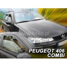 Ветробрани за Peugeot 406 от 1995 година - Heko