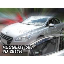 Ветробрани за Peugeot 508 от 2011 година - Heko
